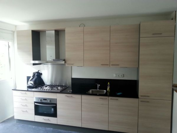 Nieuwe Keuken Tips : Installatie Keuken: Kopen whole installeren kast trekt uit china