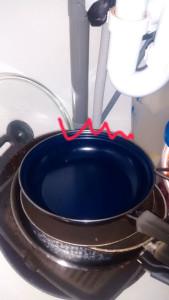 Pannen beklemmen water-afvoerslang vaatwasmachine